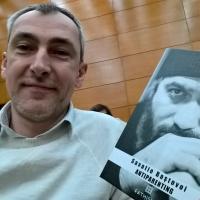 """Eu, între""""Sindromul ce să fac"""" și """"Antiparenting"""", cu părintele Savatie Baștovoi."""